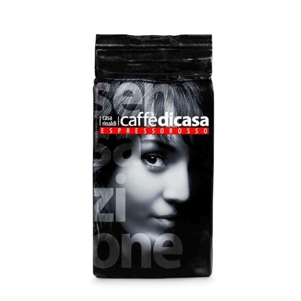Cafea di Casa Espresso Rosso macinata Casa Rinaldi 250 g