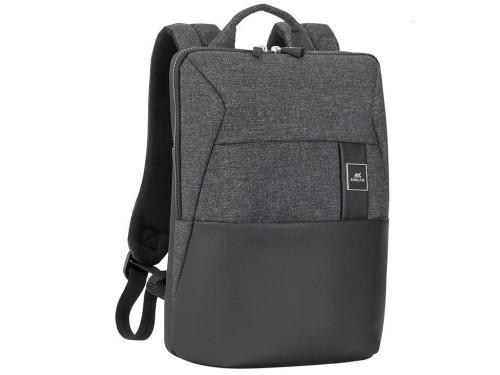 """13.3"""" NB backpack - Rivacase 8825 Black Melange"""