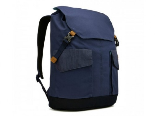 "16"" NB backpack - CaseLogic Lodo Large ""LODP115DBL"" Dressblue-Navyblazer"