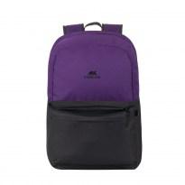 """16""""/15"""" NB backpack - RivaCase 5560 Signal Violet/Black"""