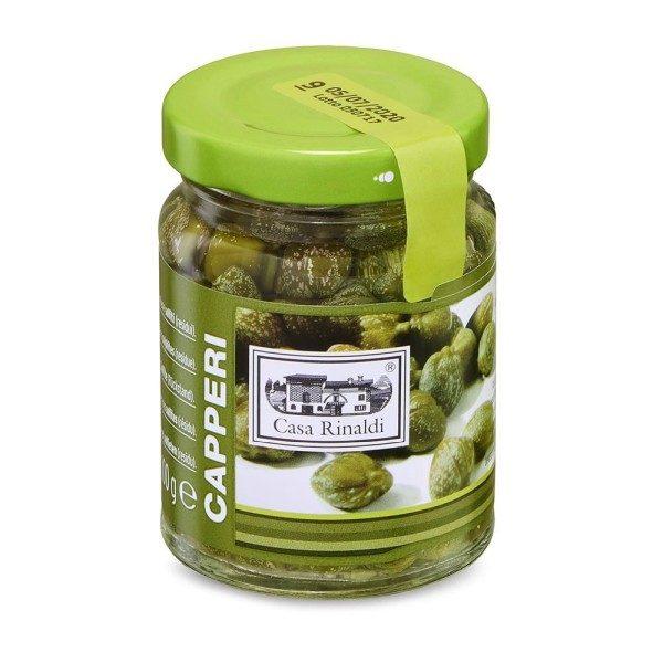 Capere in otet Casa Rinaldi 100 g
