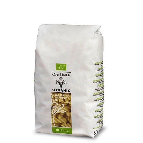 Casa Rinaldi Organic Paste Fusilli 500 g