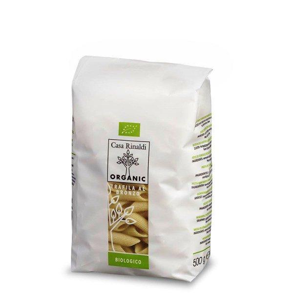 Casa Rinaldi Organic Paste Penne Rigate 500 g