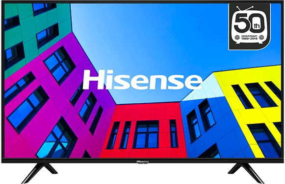 "40"" Hisense H40B5100"