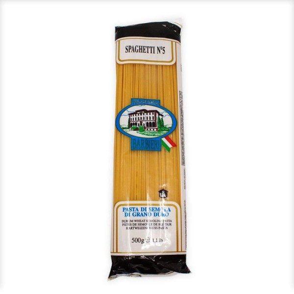 Paste Barbieri N.5 Spaghetti  500 gr