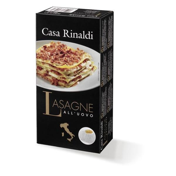 Lasagne cu ou Casa Rinaldi 500 gr