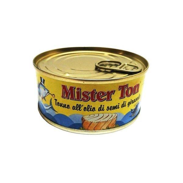 Ton Callipo Mister Ton in ulei de floarea soarelui 160 gr