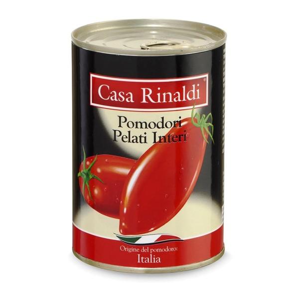 Rosii decojite Casa Rinaldi 400 g