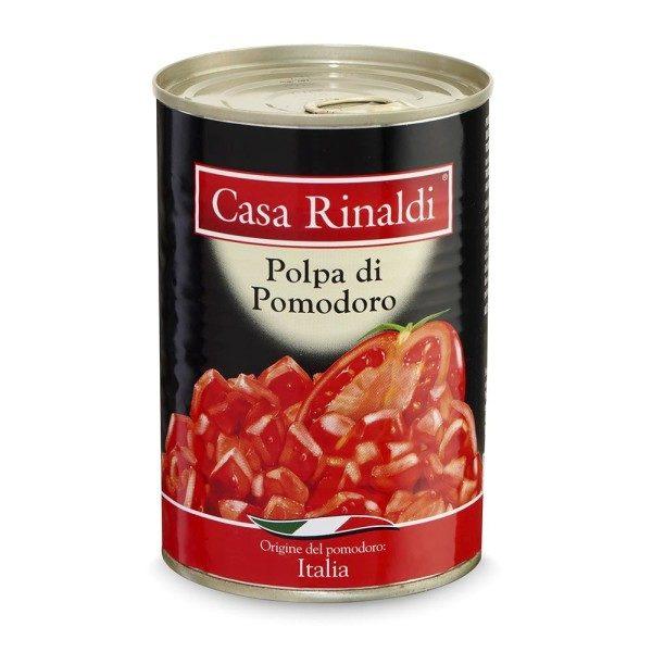 Rosii taiate Casa Rinaldi 400 g