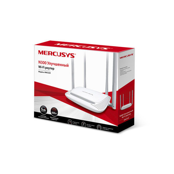 MERCUSYS MW325R N300 Wireless Router