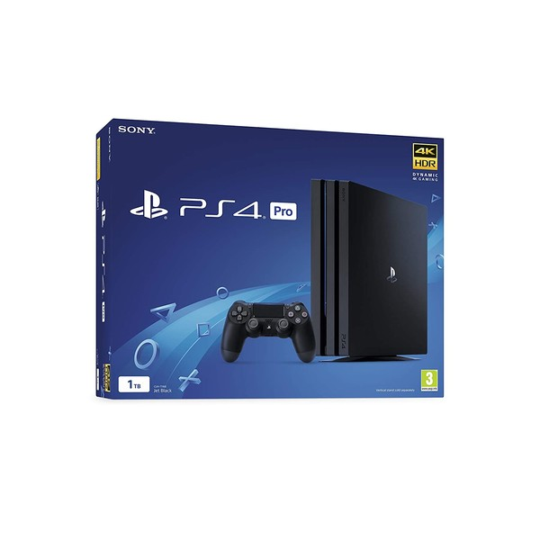 Consola SONY PlayStation 4 PRO (PS4 Pro) 1TB+ GOW + HZD
