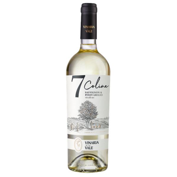 7 Coline Sauvignon-Pinot Grigio - Vinăria din Vale