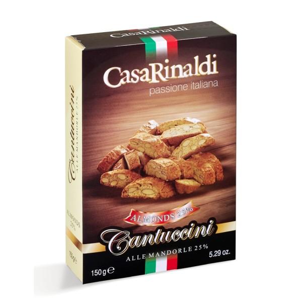 Biscuiti Cantuccini Casa Rinaldi 150 g