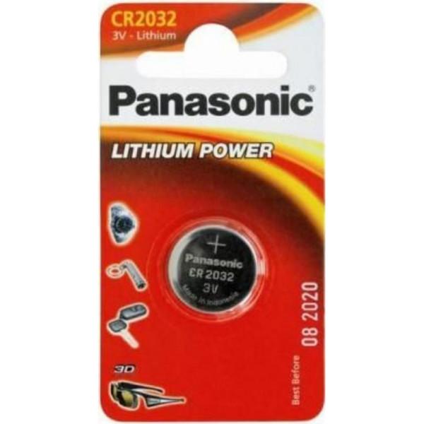 CR2032, Blister*1, Panasonic, CR-2032EL/1B