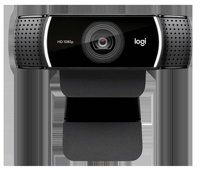 Camera Logitech C922 Pro Stream-  https://www.logitech.com/en-roeu/product/c922-pro-stream-webcam