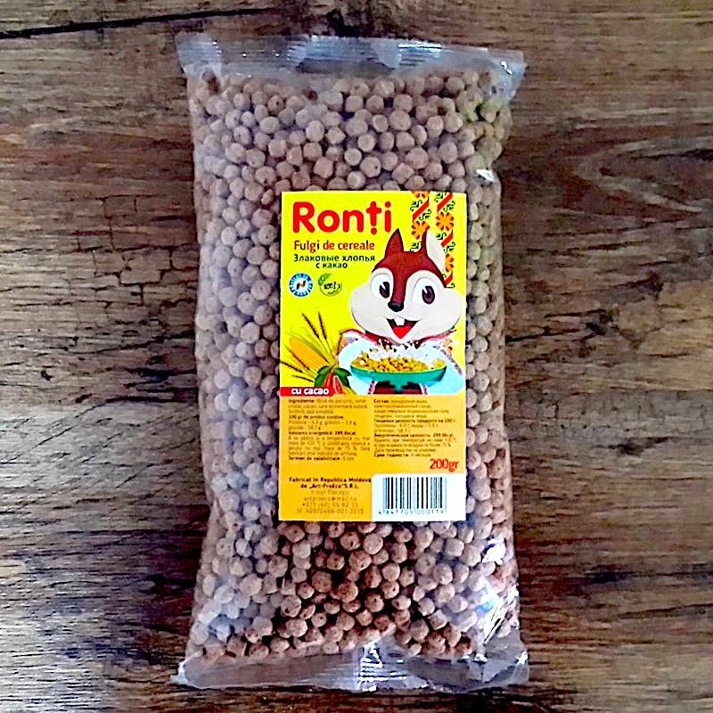 Cereale cu cacao 200gr