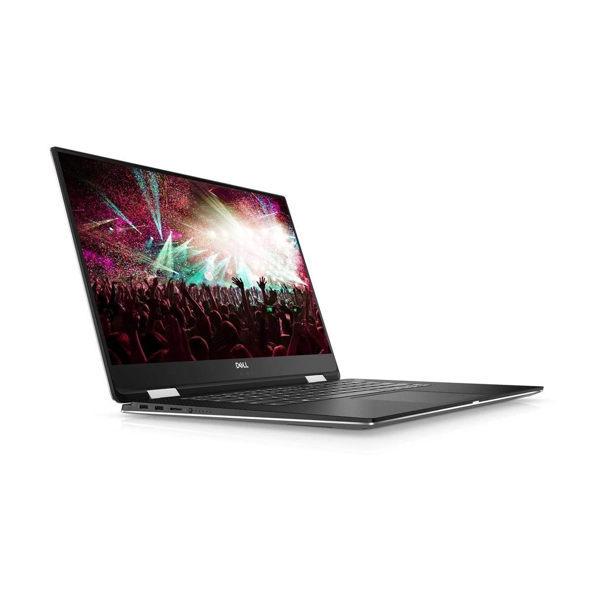 DELL XPS 15 2-in-1 Aluminium/Carbon UItrabook (9575) Silver