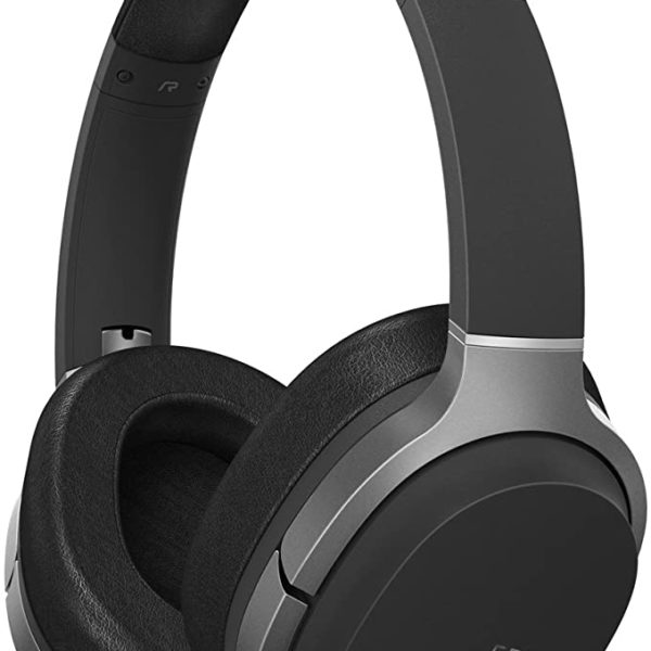 Edifier W830BT Black / Bluetooth and Wired On-ear headphones with microphone