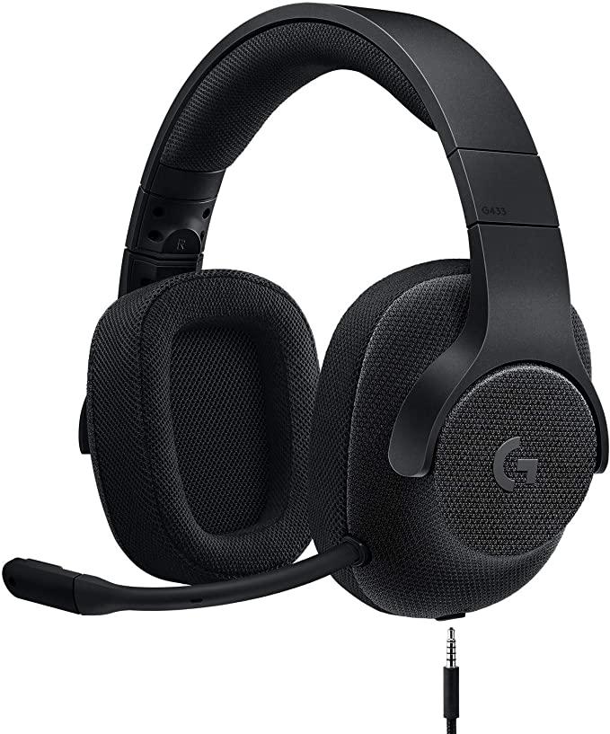 Gaming Headset Logitech G433