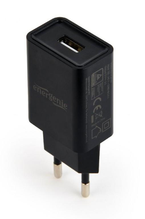 Gembird EG-UC2A-03 Universal AC USB charging adapter
