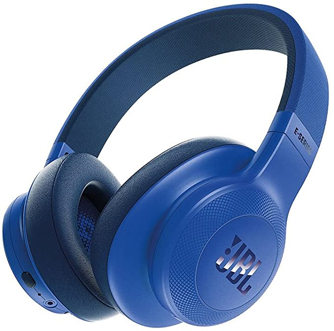 Headphones Bluetooth JBL E55BT Blue