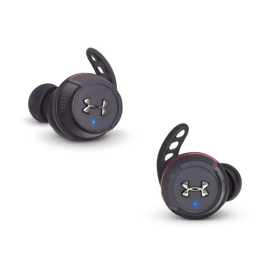 Headphones  Bluetooth JBL-Under Armor Sport Black/Red