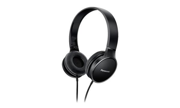 Headphones Panasonic RP-HF300GC-K Black