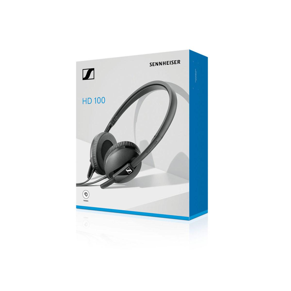 Headphones Sennheiser HD 100