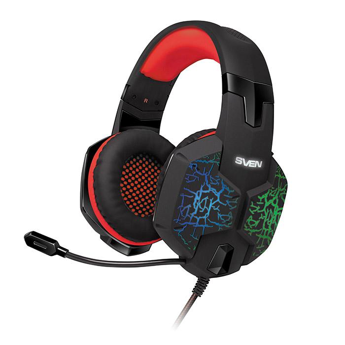Headset Gaming SVEN AP-U988MV with Microphone