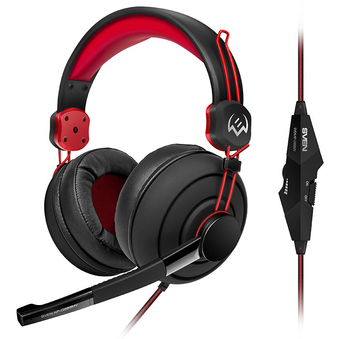 Headset SVEN AP-G888M with Microphone