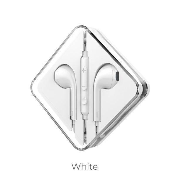 Hoco M55 Memory sound wire control earphones with mic