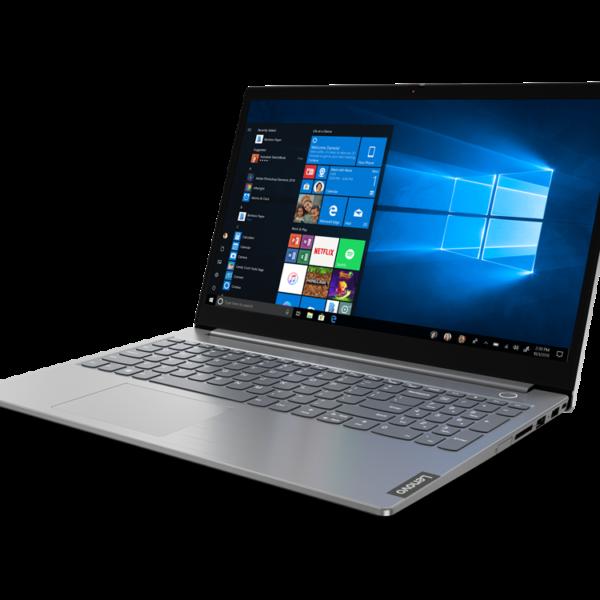 "Lenovo ThinkBook 15-IML15.6"" FHD IPS AG 250 nits (Intel Core i3-10110U"