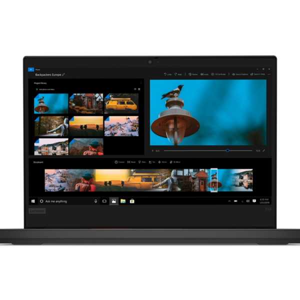 Intel® UHD Graphics