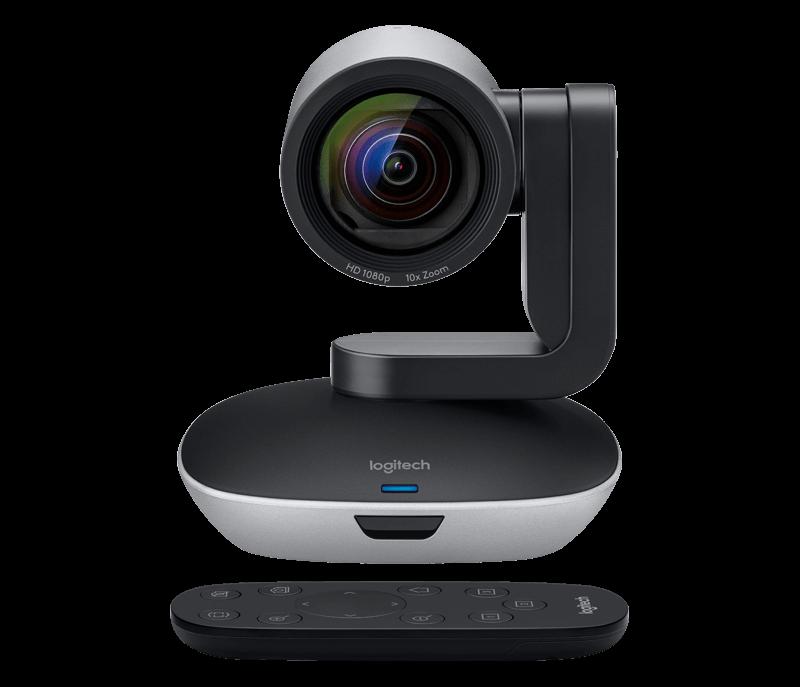 Logitech PTZ Pro 2 Video Conferencing System