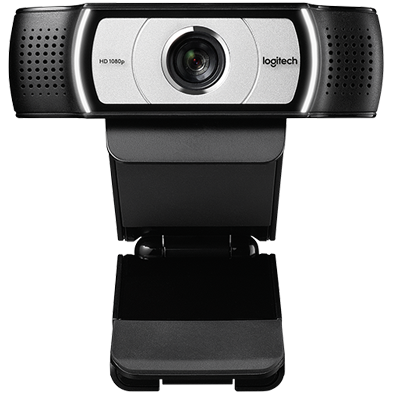Logitech UC WebCam C930e - Business Webcam