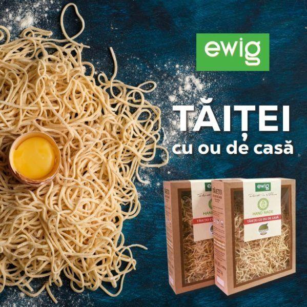 EWIG - Tăiței cu ou de casă