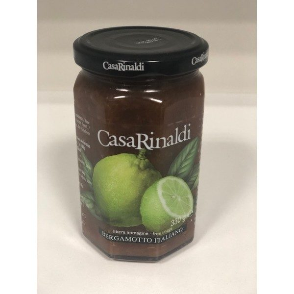 Marmelada extra bergamot Casa Rinaldi