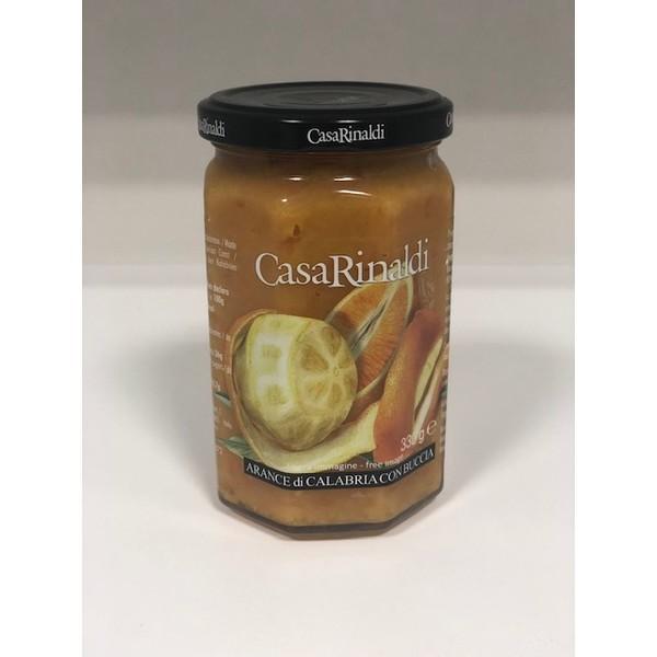 Marmelada extra portocale cu coaja Casa Rinaldi