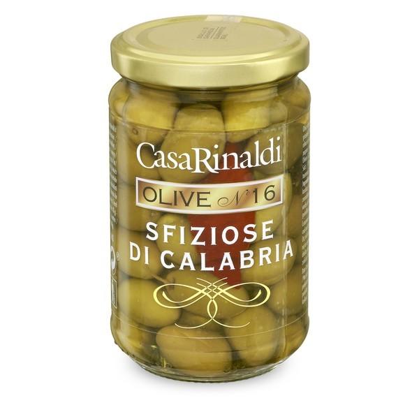 Masline Sfiziose di Calabria Casa Rinaldi