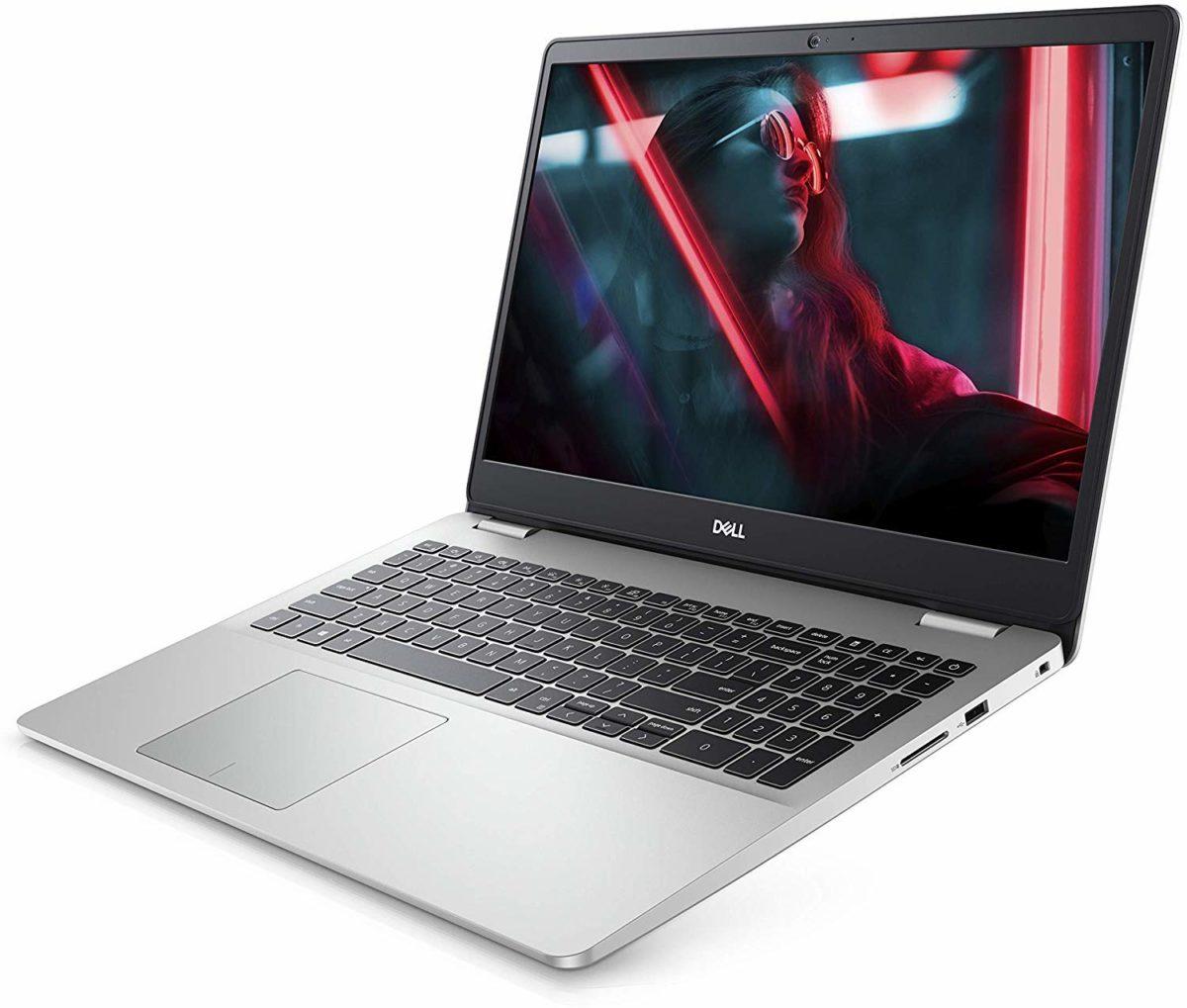 """NB Dell 15.6"""" Inspiron 15 5593 Silver (Core i7-1065G7 8Gb 512Gb)"""