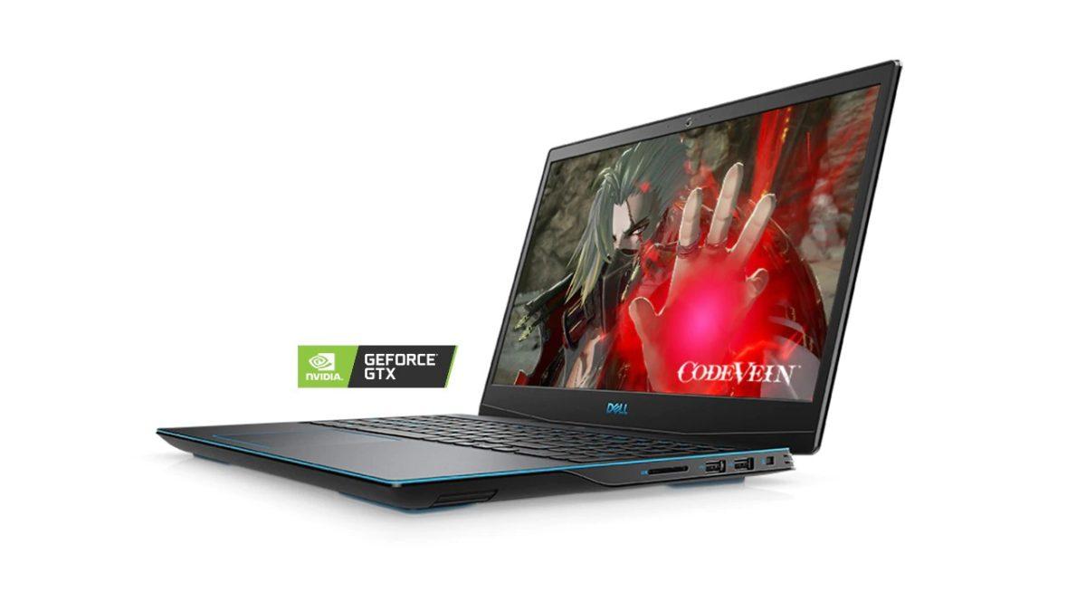 "NB Dell 15.6"" Inspiron Gaming G3 3590 Black (Core i5-9300H 8Gb 512Gb)"