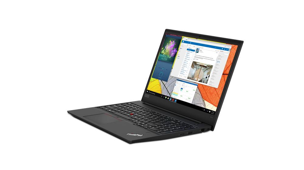 "NB Lenovo 15.6"" ThinkPad E595 Black (Ryzen 7 3700U 16Gb 512Gb Win 10)"