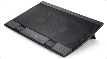 Notebook Cooling Pad Deepcool WIND PAL FS