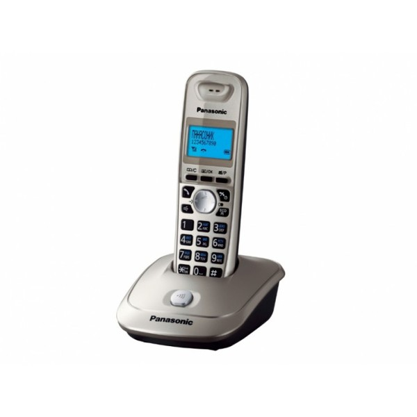 Panasonic KX-TG1611UAH, Grey, AOH, Caller ID