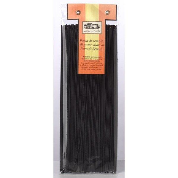 Paste Spaghetti nero di seppia Casa Rinaldi