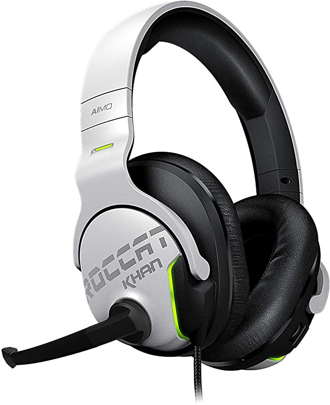ROCCAT Khan AIMO / 7.1 High Resolution RGB Gaming Headset