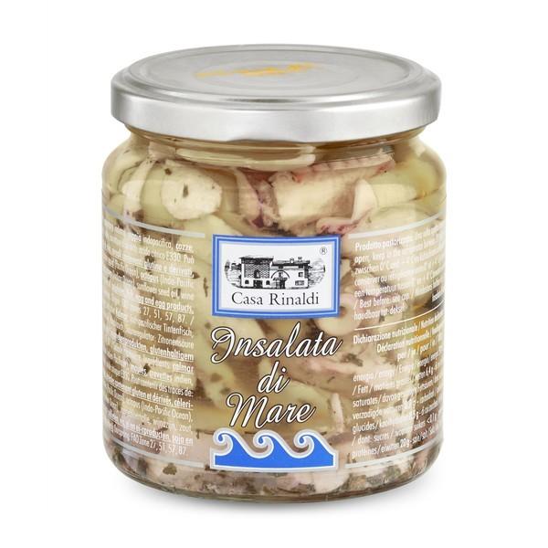 Salata de fructe de mare Casa Rinaldi
