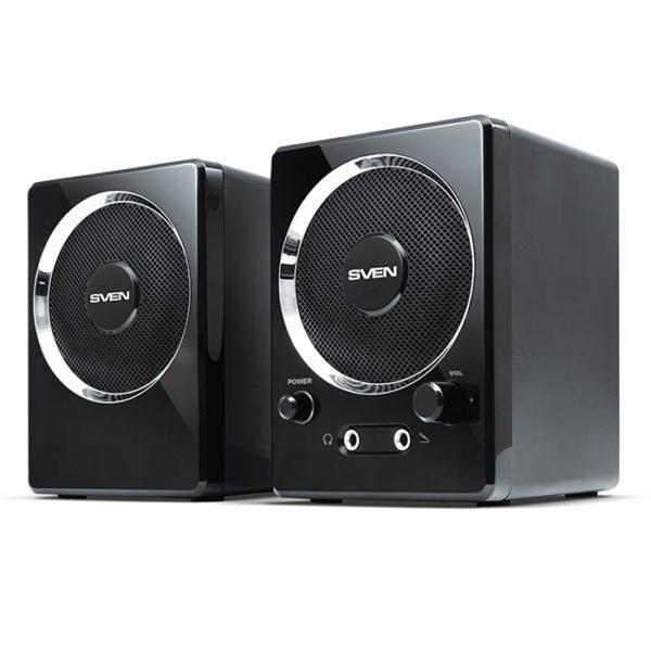 Speakers SVEN 247 Black