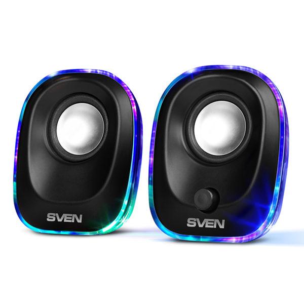 Speakers SVEN 330 Black