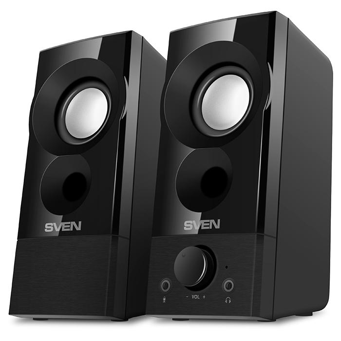 "Speakers SVEN ""357"" Black"
